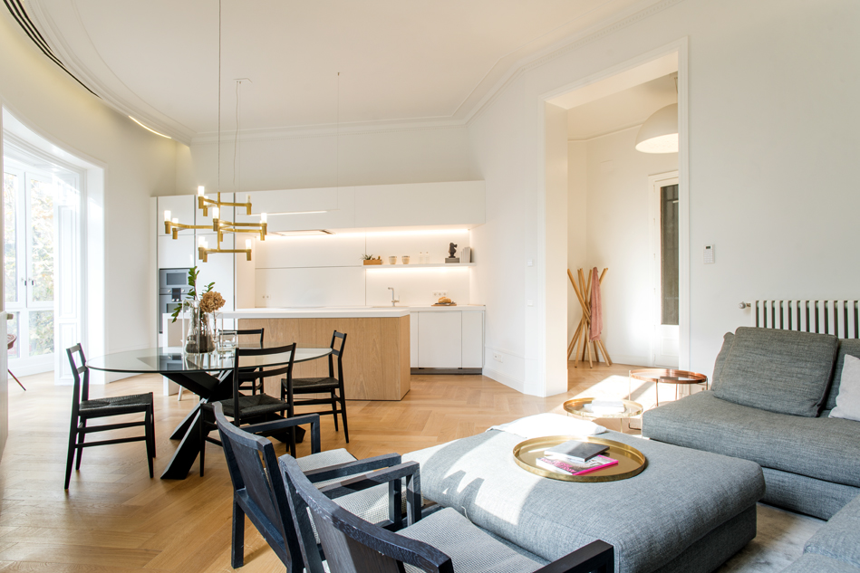 Luxury apartment for sale in Barcelona
