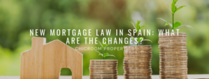 New mortgage law in Spain