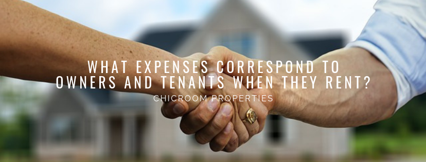 expenses owners tenants rent