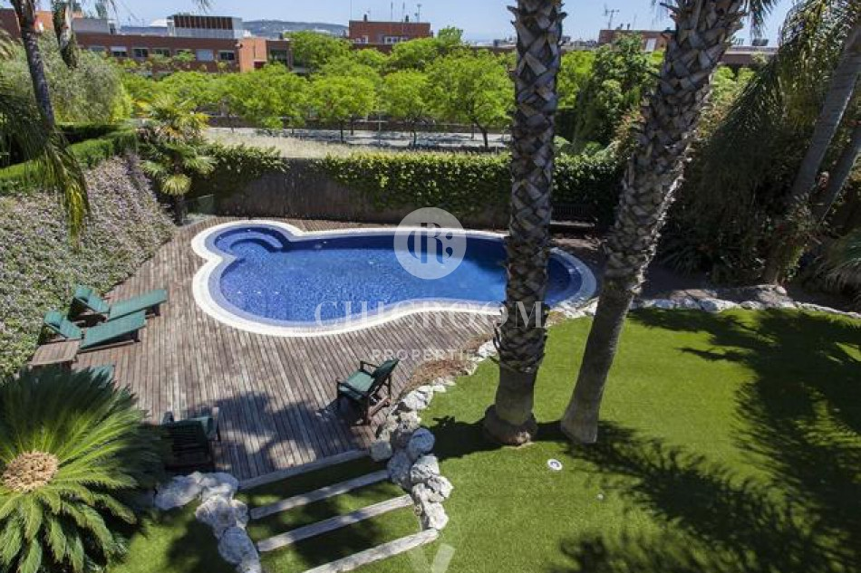 4 Bedroom house for sale in Pedralbes Barcelona