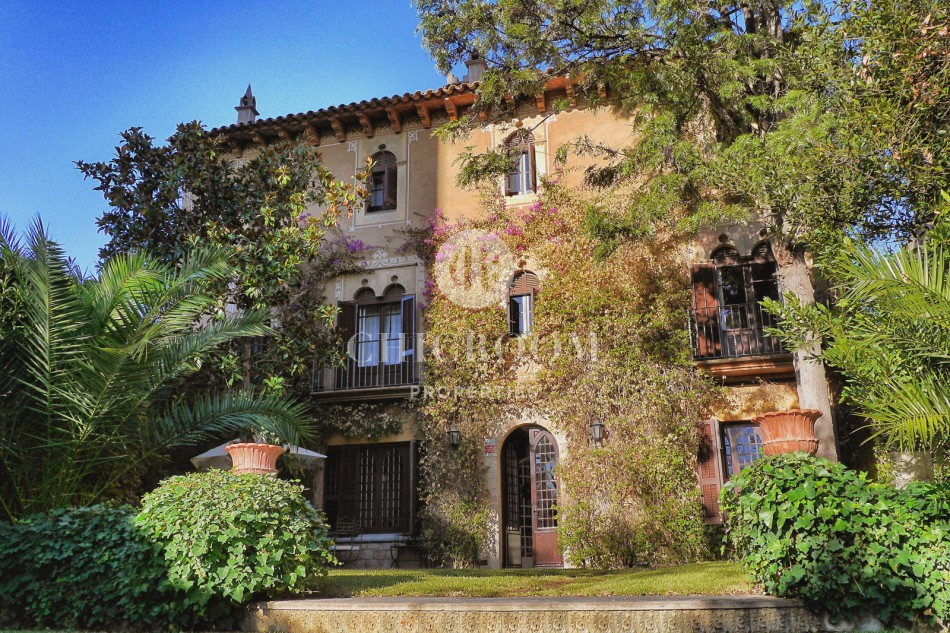 10 Bedroom House For Sale | 10 Bedroom Monastery House For Sale In Barcelona Pedralbes
