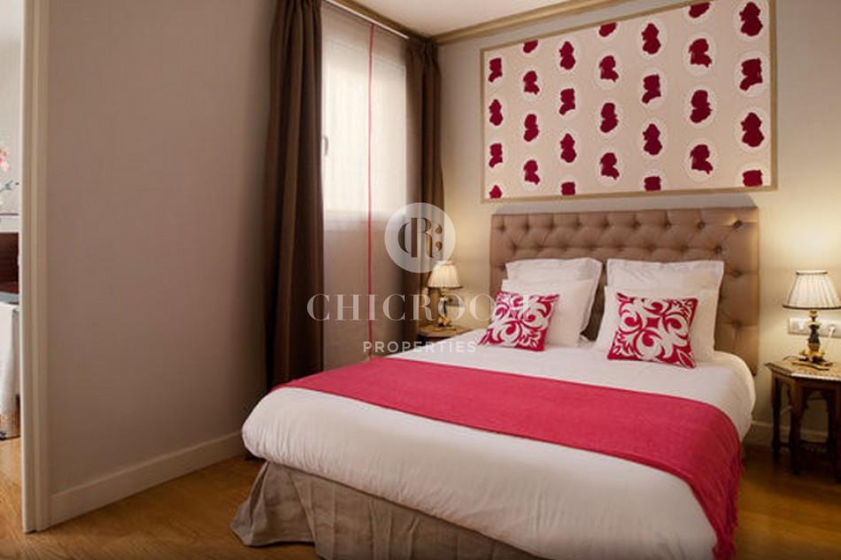 Luxury 3 bedroom penthouse apartment for sale in San Gervasi