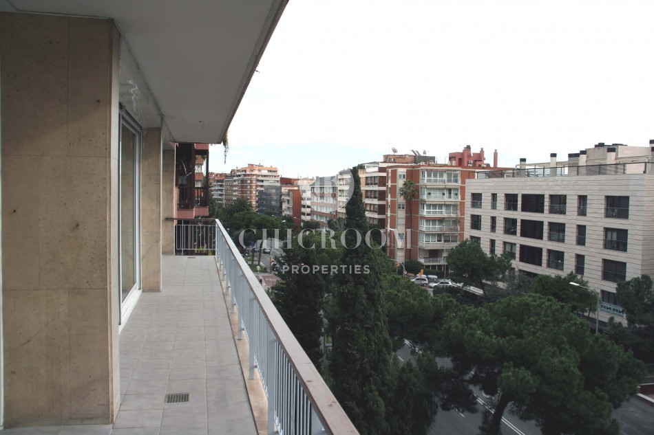Luxury 5 bedroom apartment for sale Via Augusta Barcelona