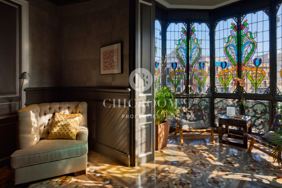 Luxury 3 bedroom apartment for sale in Barcelona Eixample