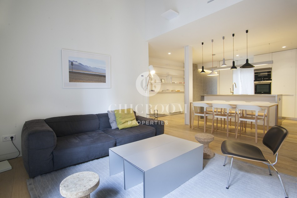 Luxury 2 bedroom apartment for rent in barcelona old town for Apartments for rent two bedroom