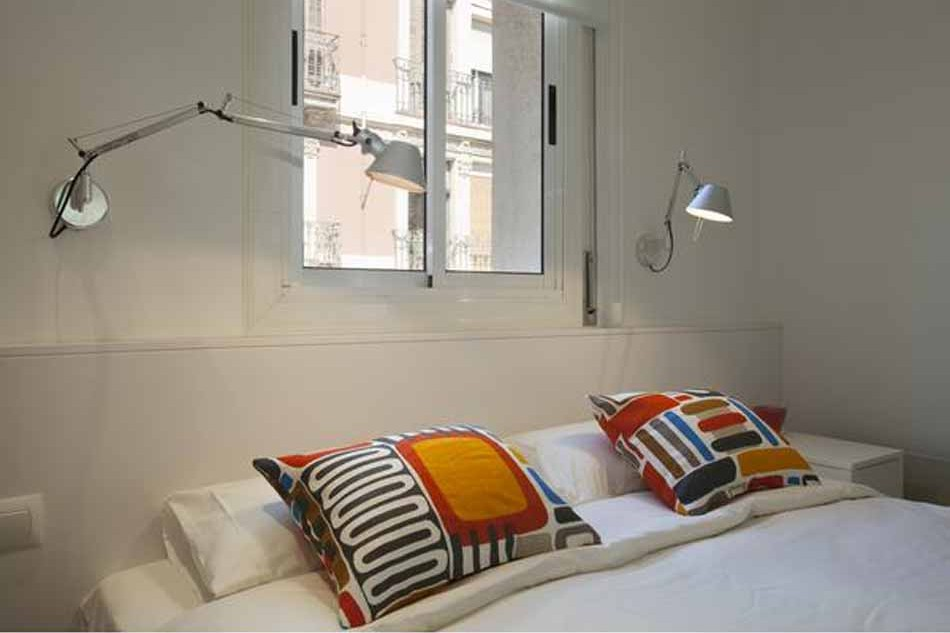 Furnished apartment for rent in Barceloneta