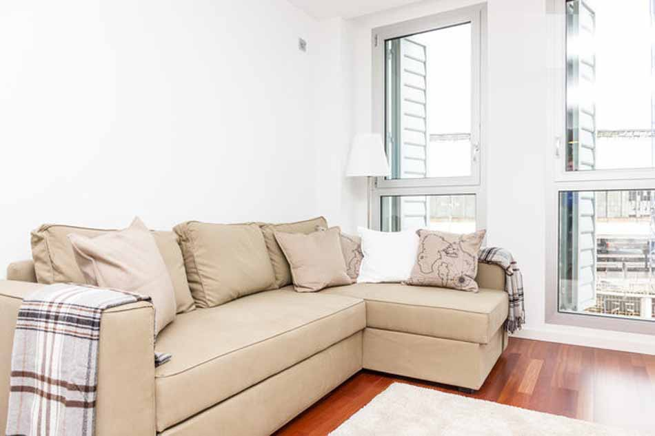 furnished one bedroom apartment for rent in barceloneta