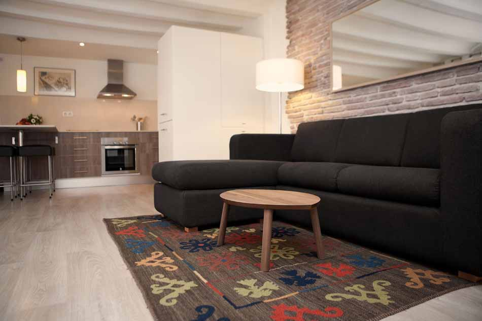Furnished mid term rental in Barcelona