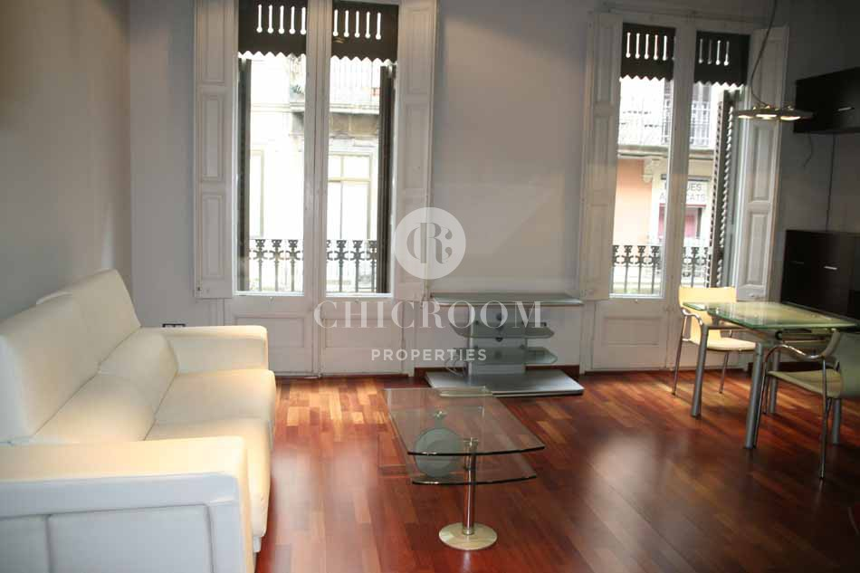 Furnished aparment for rent mid term in Eixample