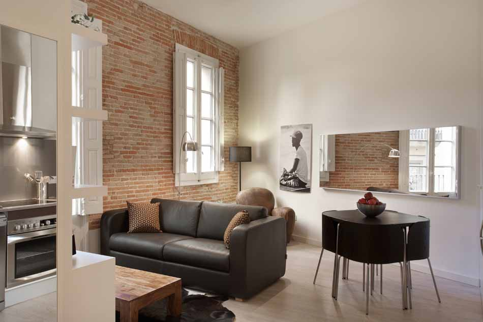 Furnished Studio Apartment For Rent In Gothico Barcelona
