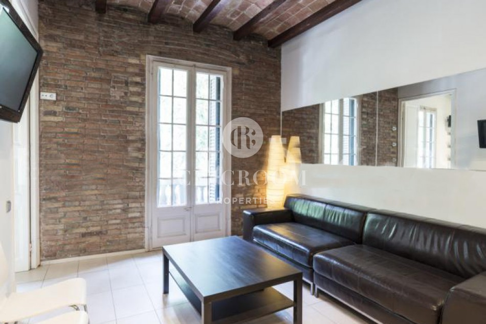 4 Bedroom long term rental in Barcelona Eixample