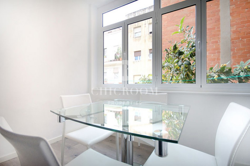 2 Bedroom furnished apartment  for rent in Sant Gervasi
