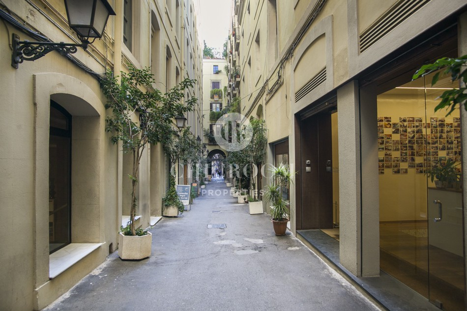 Furnished 2 bedroom for rent in the Born Barcelona