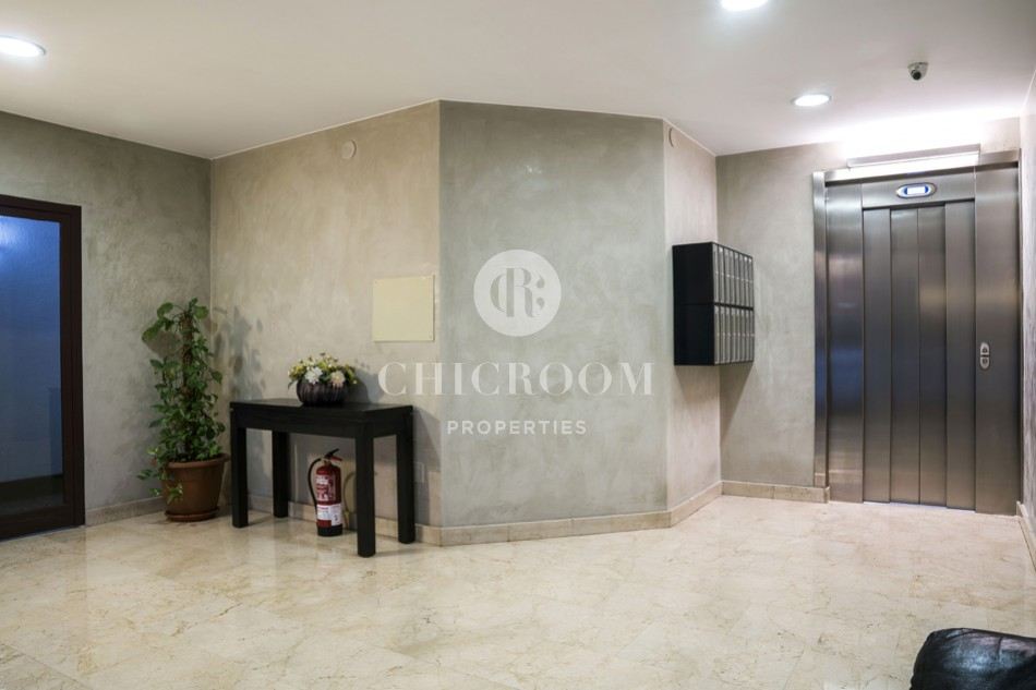 Furnished loft for rent long term in Tibidabo Barcelona