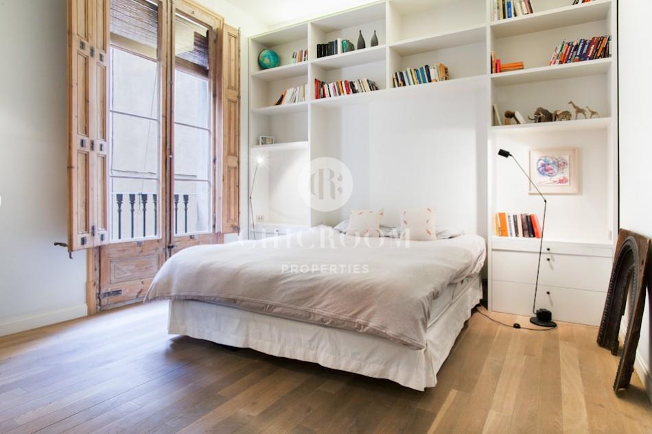 2 Bedroom furnished flat rental in Gothic Barcelona