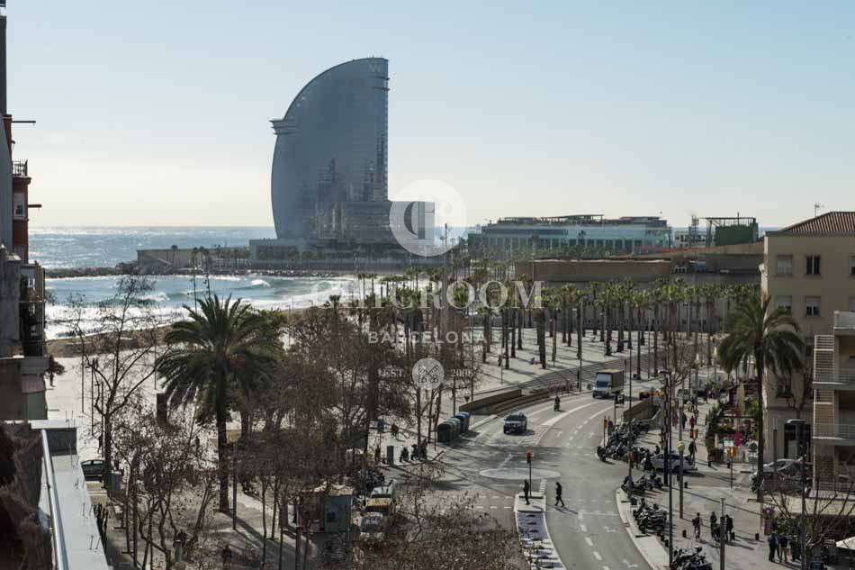 Long term 1 bedroom apartment to rent in La Barceloneta