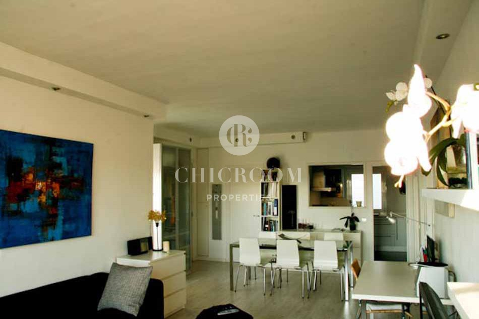 Two bedroom furnished apartment for rent in Barcelona Eixample