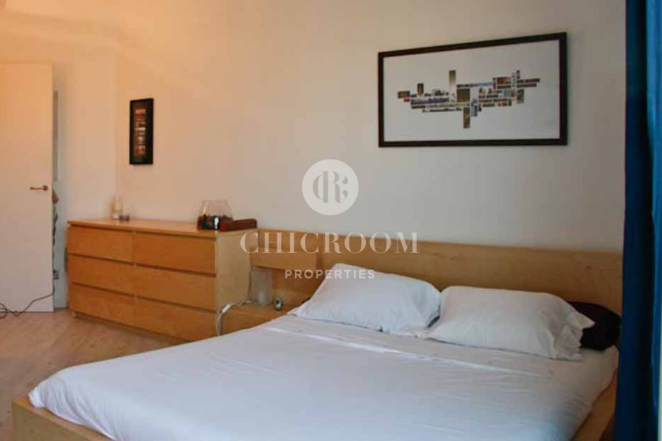 2 Bedroom Furnished Apartment For Rent In Barcelona Eixample