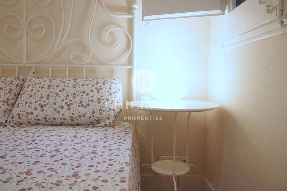 Three bedroom furnished apartment for rent in poblenou