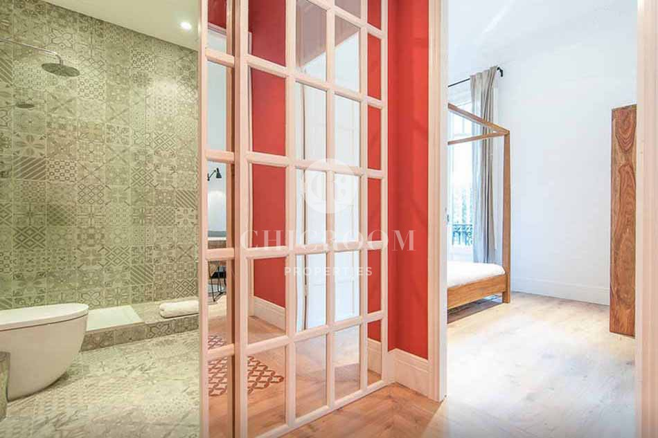 Luxurious furnished flat for rent in Barcelona