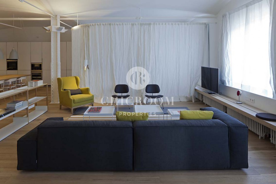 Barcelona furnished apartment for rent