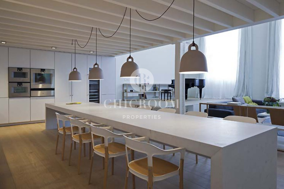 Barcelona furnished apartment rental
