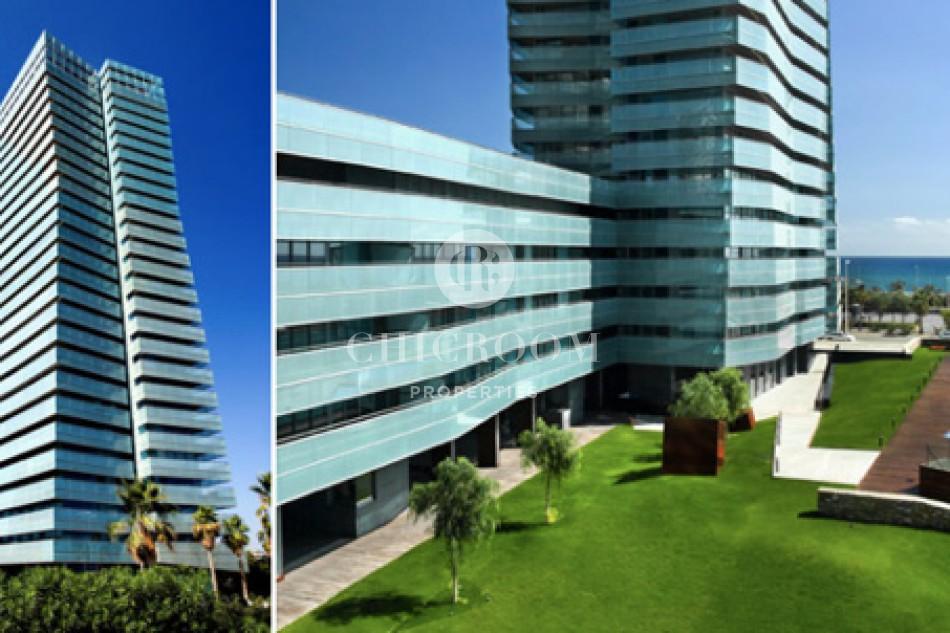 4 Bedroom apartment for rent in Diagonal Mar