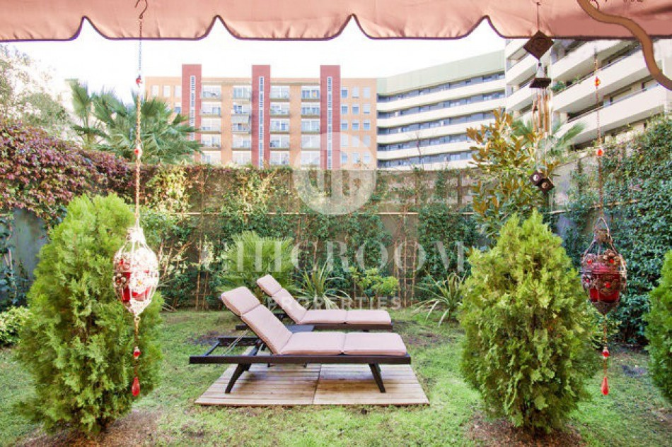 1 bedroom garden flat for sale in Poblenou