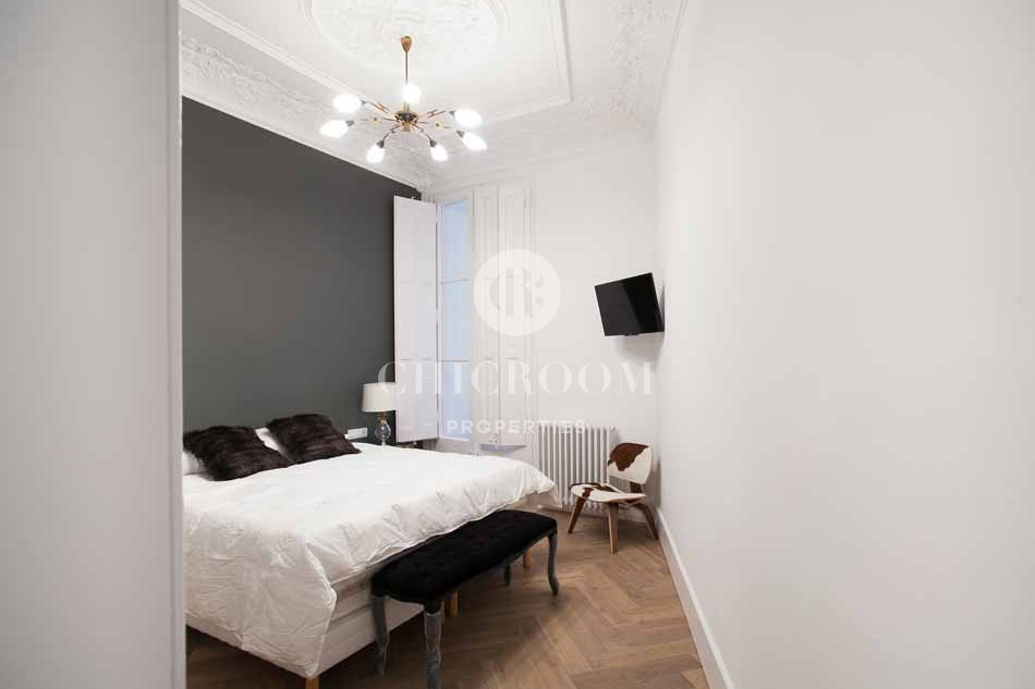 Mid term rental apartment in Barcelona Eixample
