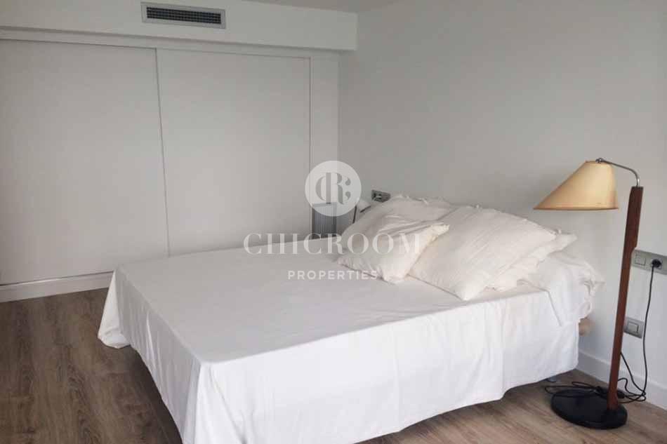 2 bedroom flat to let in Sant Gervasi