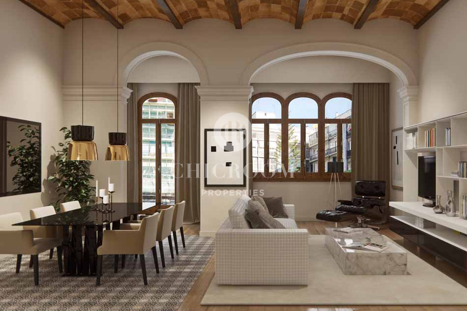 2 bedroom apartment for sale in Eixample dreta Barcelona