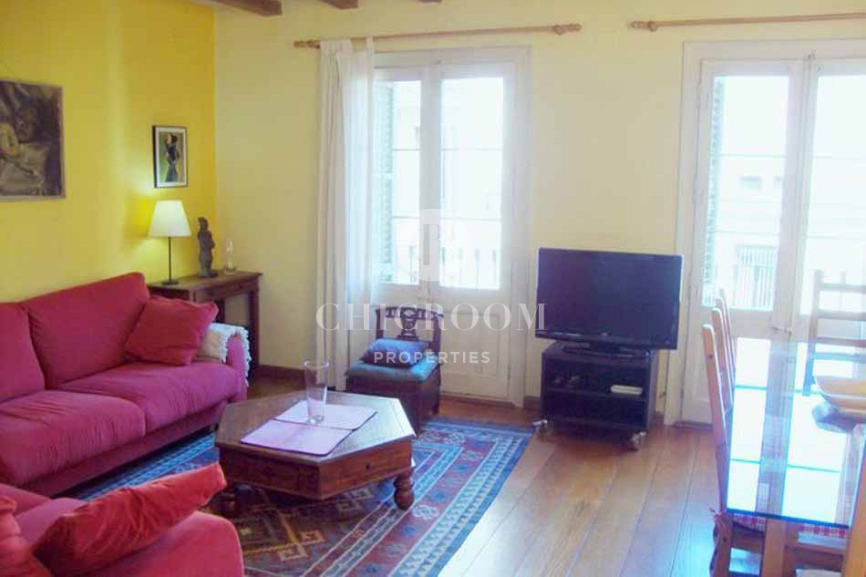 Furnished 2 bedroom apartment for rent in gracia for How much to furnish a 2 bedroom apartment