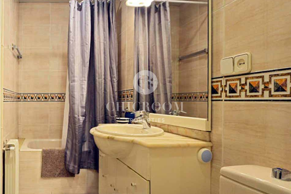 Furnished 2 bedroom apartment for rent in Fort Pienc Ciutadella