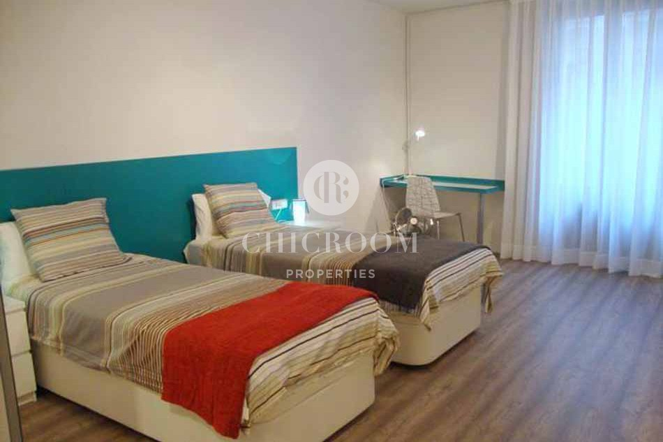 Furnished 2 bedroom flat to let in the Gothic quarter