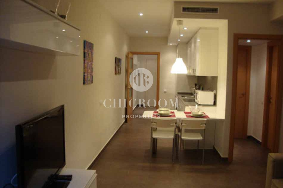 Furnished 3 Bedroom Apartment For Rent In Ciutat Vella