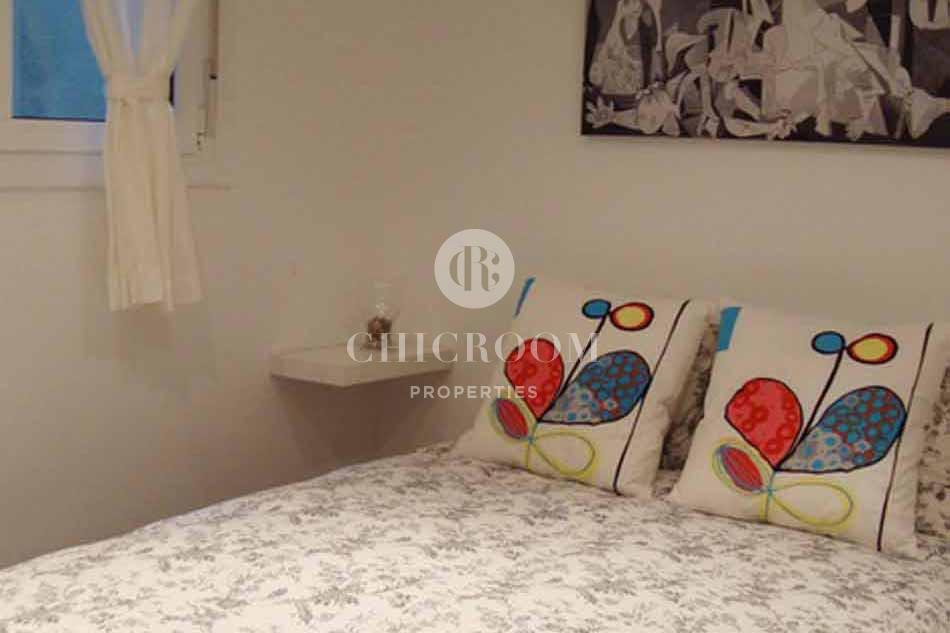 Furnished 3 bedroom apartment for rent in Ciutat Vella