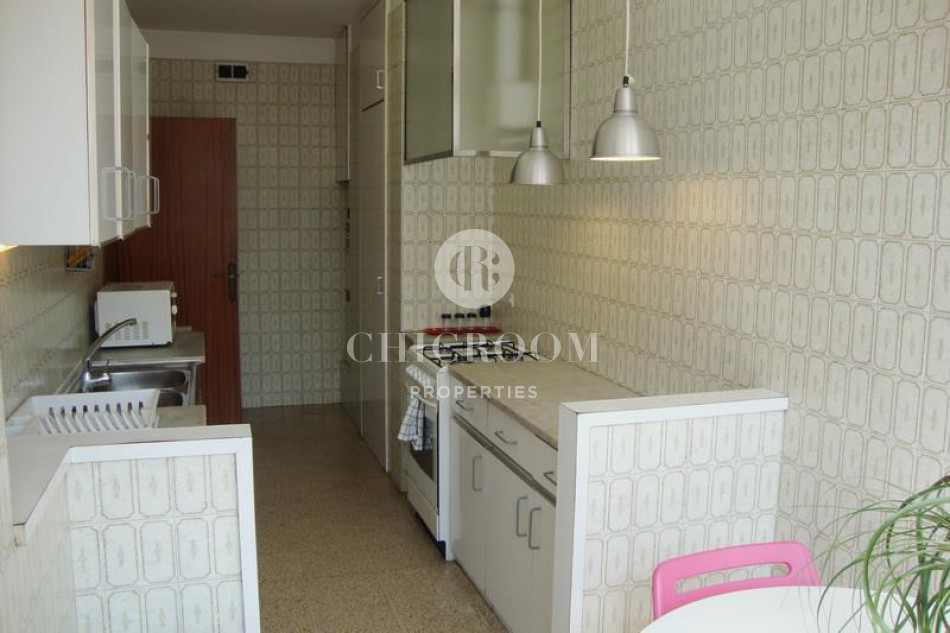 4 bedroom flat furnished with Wifi for rent Eixample
