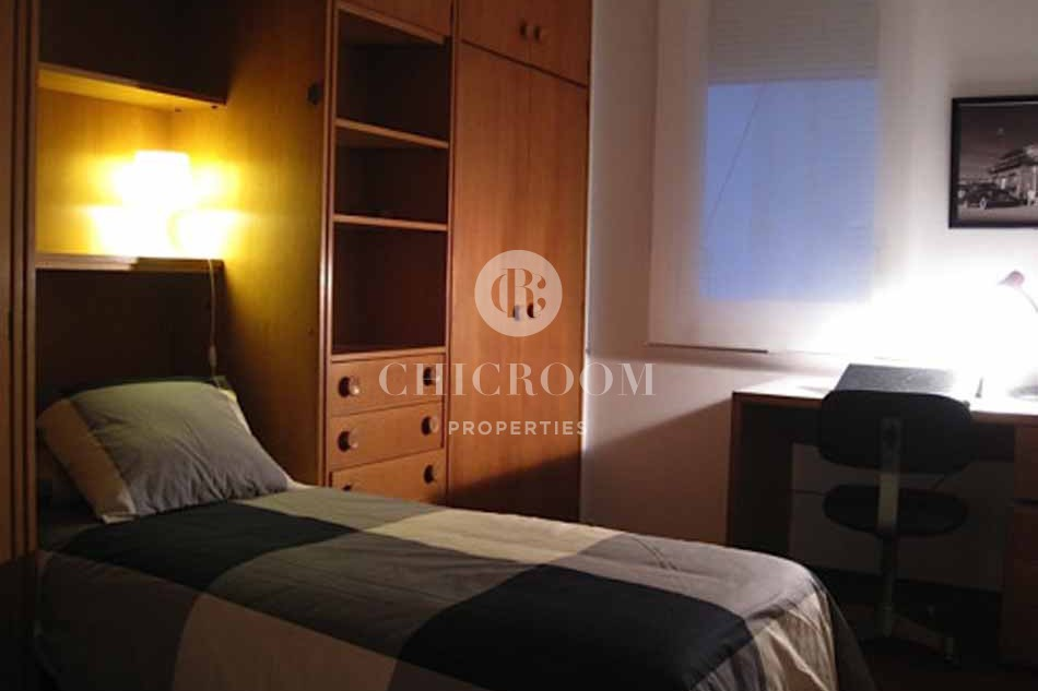 furnished 4 bedroom apartment for rent in the eixample