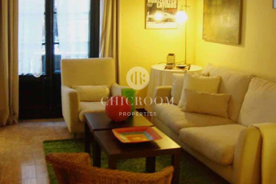 Furnished 1 bedroom apartment for rent in the Gothico