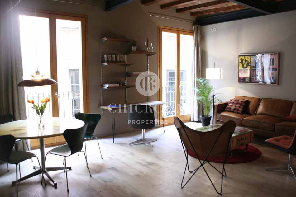 2 Bedroom Apartment For Rent Long Term In Barcelona Gotic