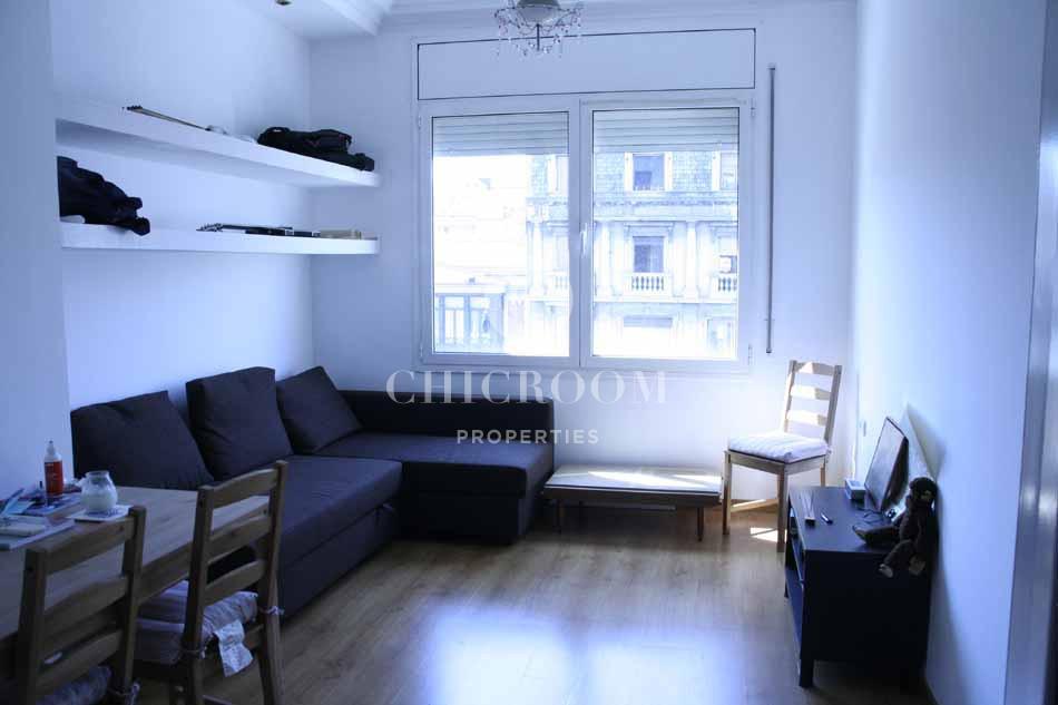 unfurnished 2 bedrooms apartment for rent in Dreta de l'Eixample