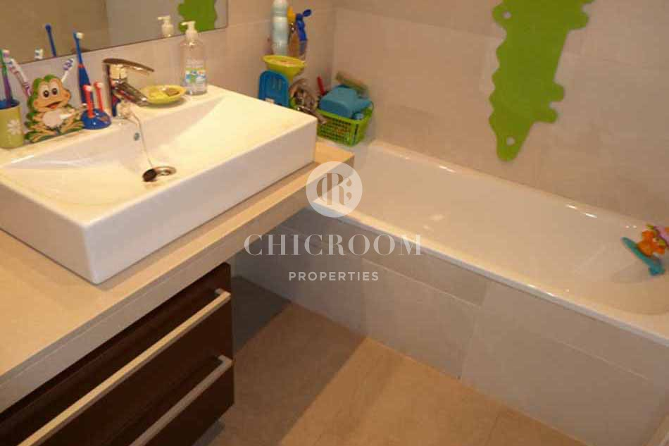 Furnished 4 bedroom with terrace Diagonal Mar