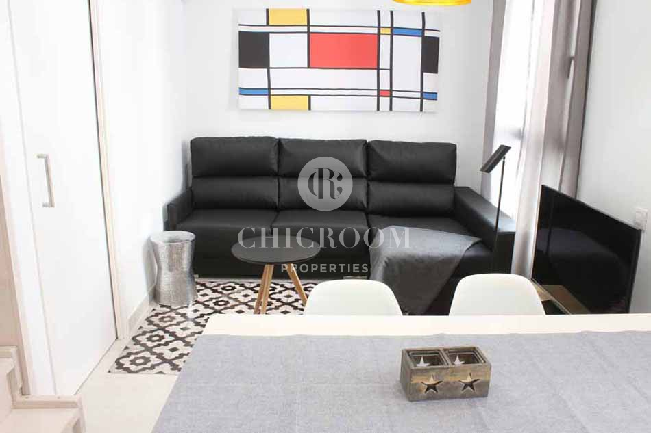 Barceloneta furnished 2 bedroom apartment for rent