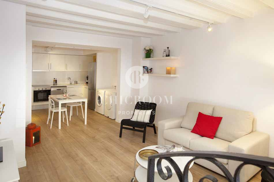 1 bedroom apartment for rent with wifi Barceloneta