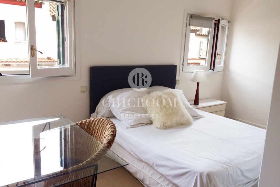 Furnished 2 bedrooms flat for rent in Pedralbes