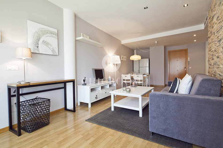 1 Bedroom Furnished Apartment With Terrace For Rent In