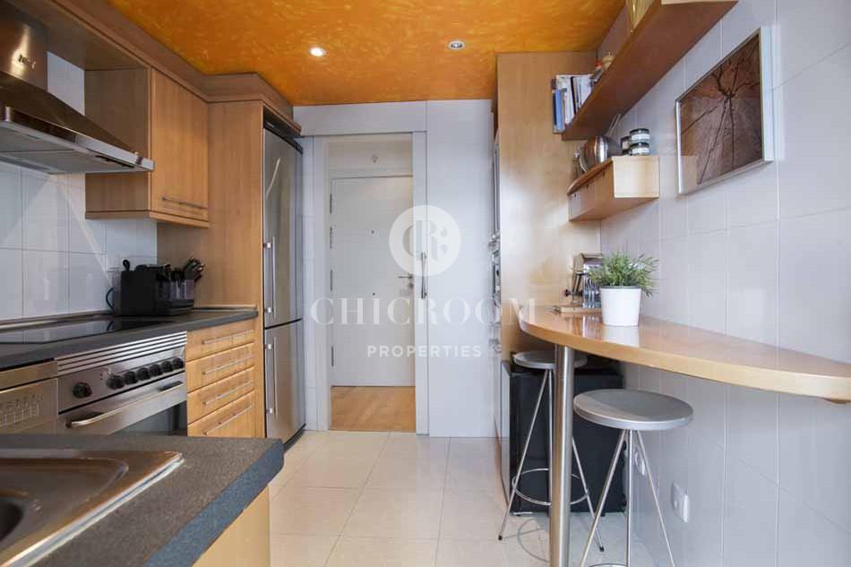3 bedroom flat rental in Diagonal Mar