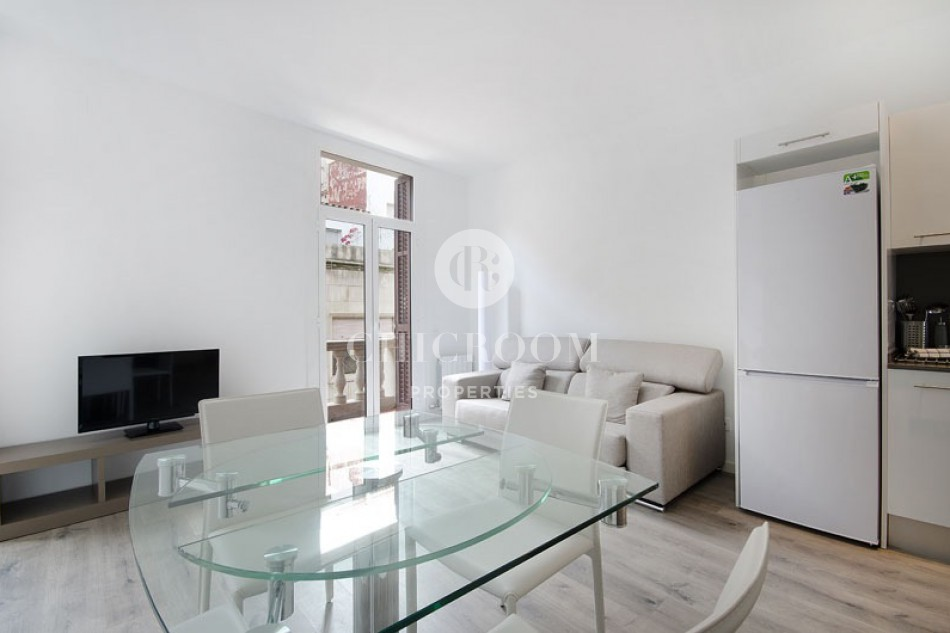 furnished 1 bedroom apartment for rent in sarria 89993