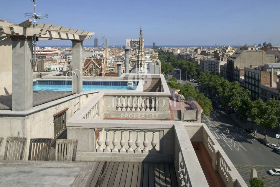 3 bedroom for rent swimming pool access and wifi Barcelona