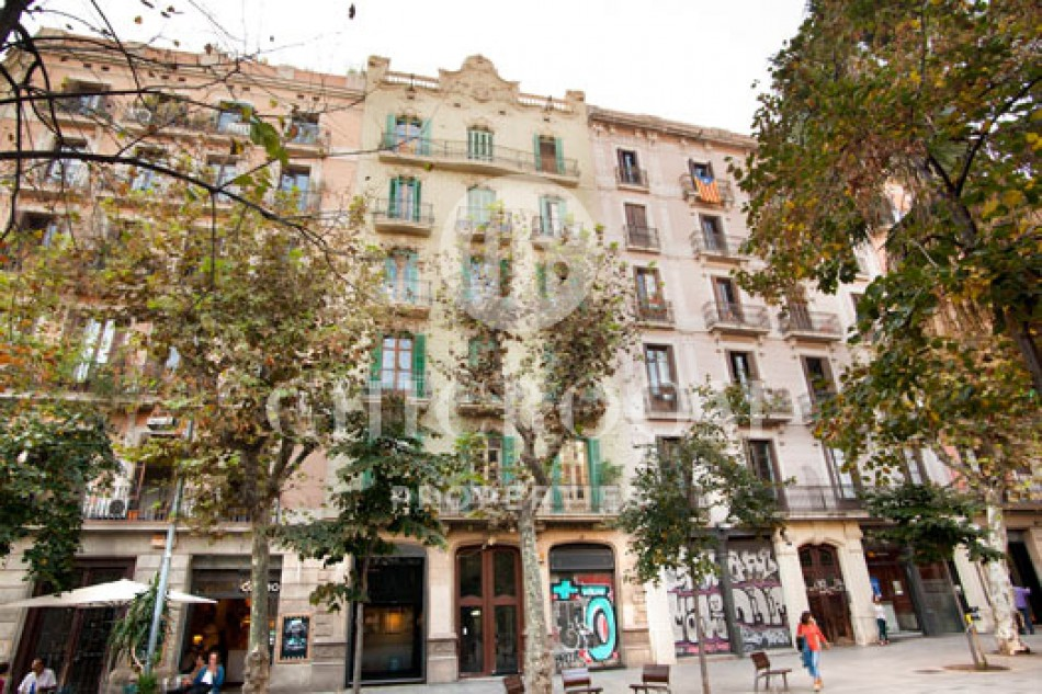 Furnished loft in Eixample Barcelona